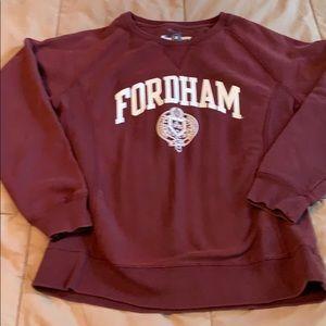 Authentic Fordham Sweatshirt